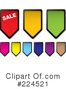 Price Tag Clipart #224521 by michaeltravers