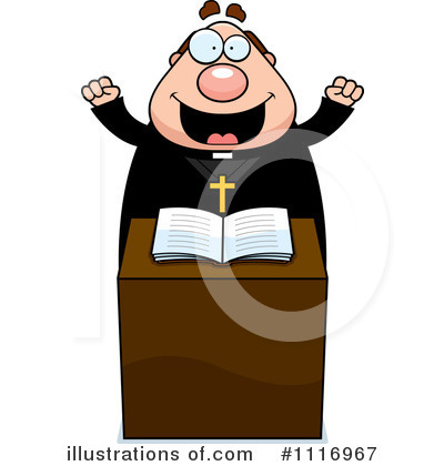 Father Clipart #1116967 by Cory Thoman