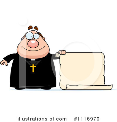 Father Clipart #1116970 by Cory Thoman
