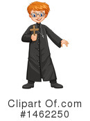 Priest Clipart #1462250 by Graphics RF
