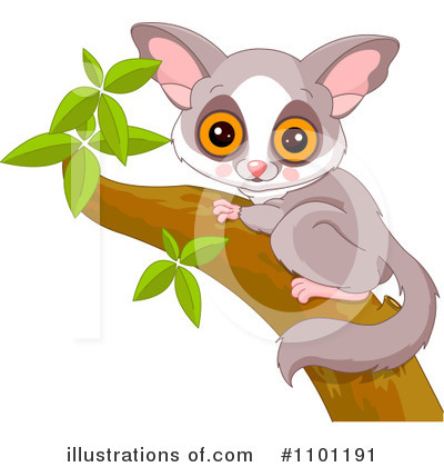 Animals Clipart #1101191 by Pushkin