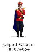 Prince Clipart #1074064 by Ralf61