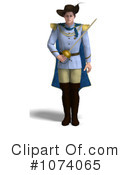 Prince Clipart #1074065 by Ralf61