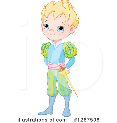 Prince Clipart #1287508 by Pushkin