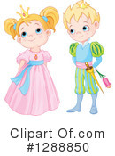 Prince Clipart #1288850 by Pushkin