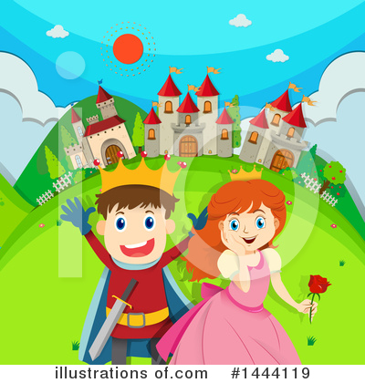 Castle Clipart #1444119 by Graphics RF