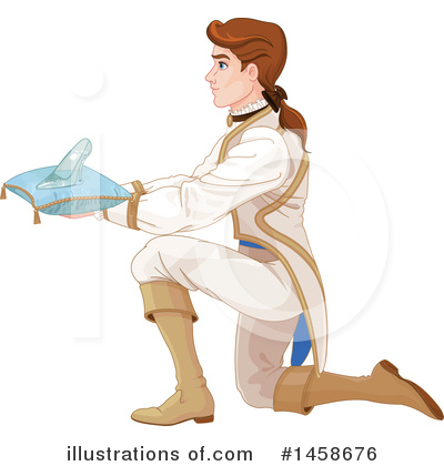 Cinderella Clipart #1458676 by Pushkin