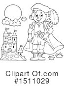 Prince Clipart #1511029 by visekart