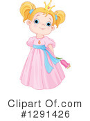 Princecss Clipart #1291426 by Pushkin