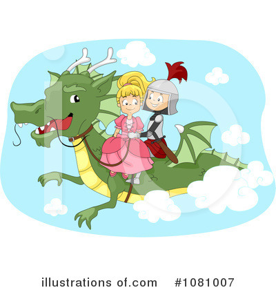 Dragon Clipart #1081007 by BNP Design Studio