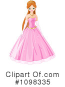 Princess Clipart #1098335 by Pushkin
