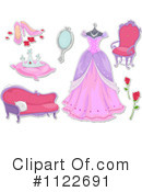 Princess Clipart #1122691 by BNP Design Studio