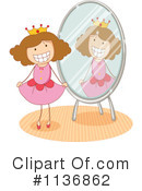 Princess Clipart #1136862 by Graphics RF