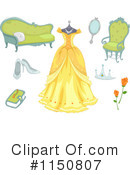Princess Clipart #1150807 by BNP Design Studio