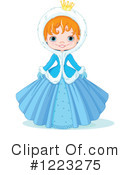 Princess Clipart #1223275 by Pushkin