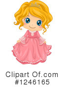 Princess Clipart #1246165 by BNP Design Studio