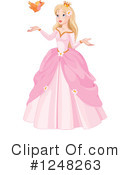 Princess Clipart #1248263 by Pushkin