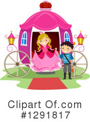 Princess Clipart #1291817 by BNP Design Studio