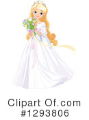 Royalty-Free (RF) Princess Clipart Illustration #1293806