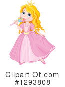 Princess Clipart #1293808 by Pushkin