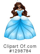 Princess Clipart #1298784 by Liron Peer