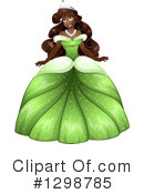 Princess Clipart #1298785 by Liron Peer