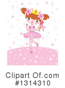 Princess Clipart #1314310 by Pushkin