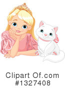 Princess Clipart #1327408 by Pushkin