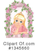 Princess Clipart #1345660 by Pushkin