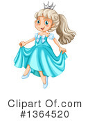 Princess Clipart #1364520 by Graphics RF