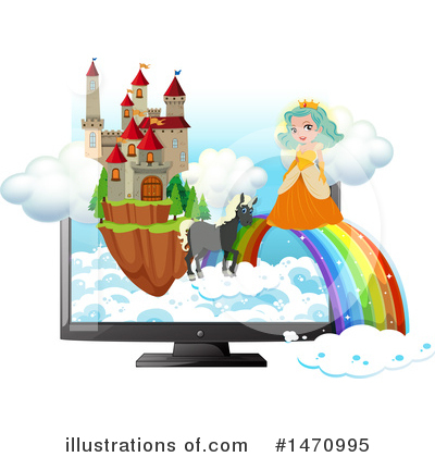 Unicorn Clipart #1470995 by Graphics RF