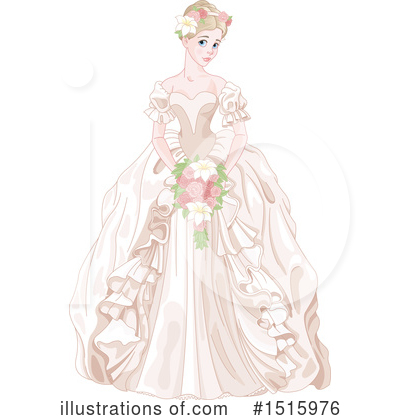 Wedding Clipart #1515976 by Pushkin