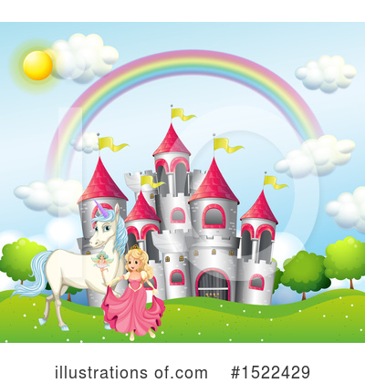 Castle Clipart #1522429 by Graphics RF