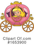 Princess Clipart #1653900 by visekart