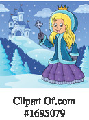 Princess Clipart #1695079 by visekart