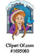 Princess Clipart #1695080 by visekart