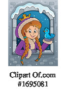 Princess Clipart #1695081 by visekart