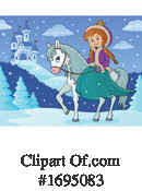 Princess Clipart #1695083 by visekart