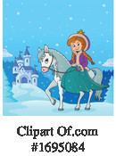 Princess Clipart #1695084 by visekart