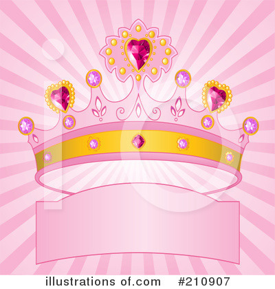 Tiara Clipart #210907 by Pushkin