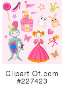 Princess Clipart #227423 by Pushkin