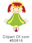 Princess Clipart #50816 by Cherie Reve