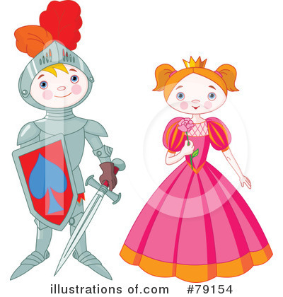 Knight Clipart #79154 by Pushkin