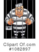 Prisoner Clipart #1082897 by Vector Tradition SM
