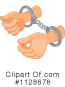 Royalty-Free (RF) Prisoner Clipart Illustration #1128676