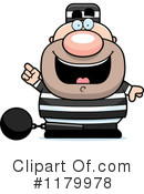 Prisoner Clipart #1179978 by Cory Thoman