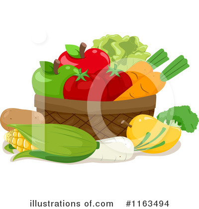 Corn Clipart #1163494 by BNP Design Studio