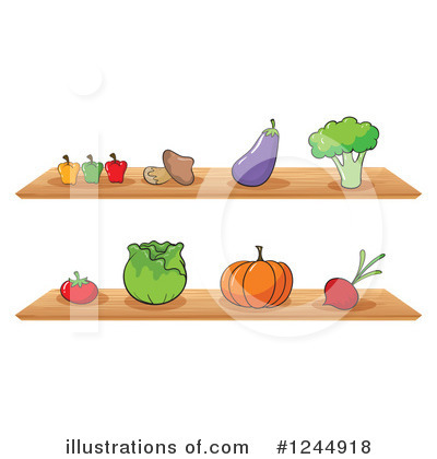 Tomato Clipart #1244918 by Graphics RF