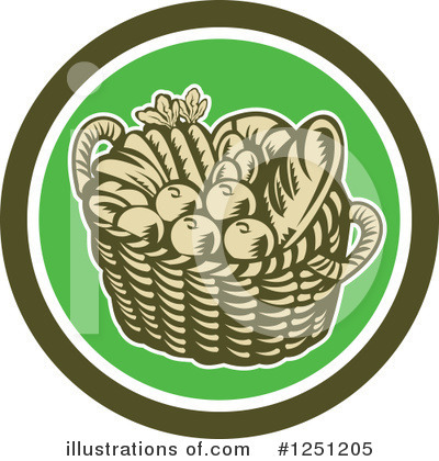 Harvest Clipart #1251205 by patrimonio