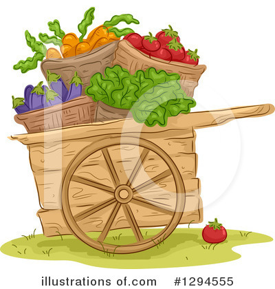 Food Clipart #1294555 by BNP Design Studio